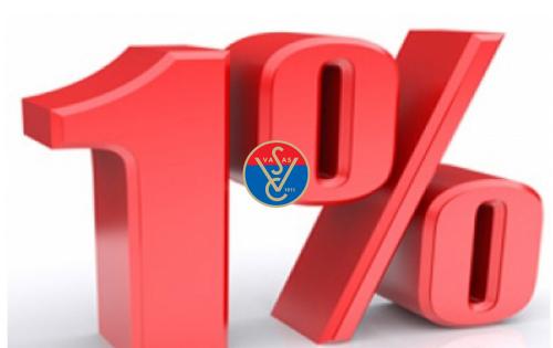 Kérjük, ajánlja fel adója 1%át!